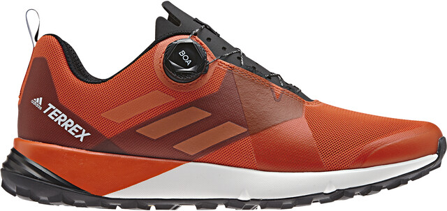 adidas TERREX Two Boa Sko Herrer, active orangetruoracore black